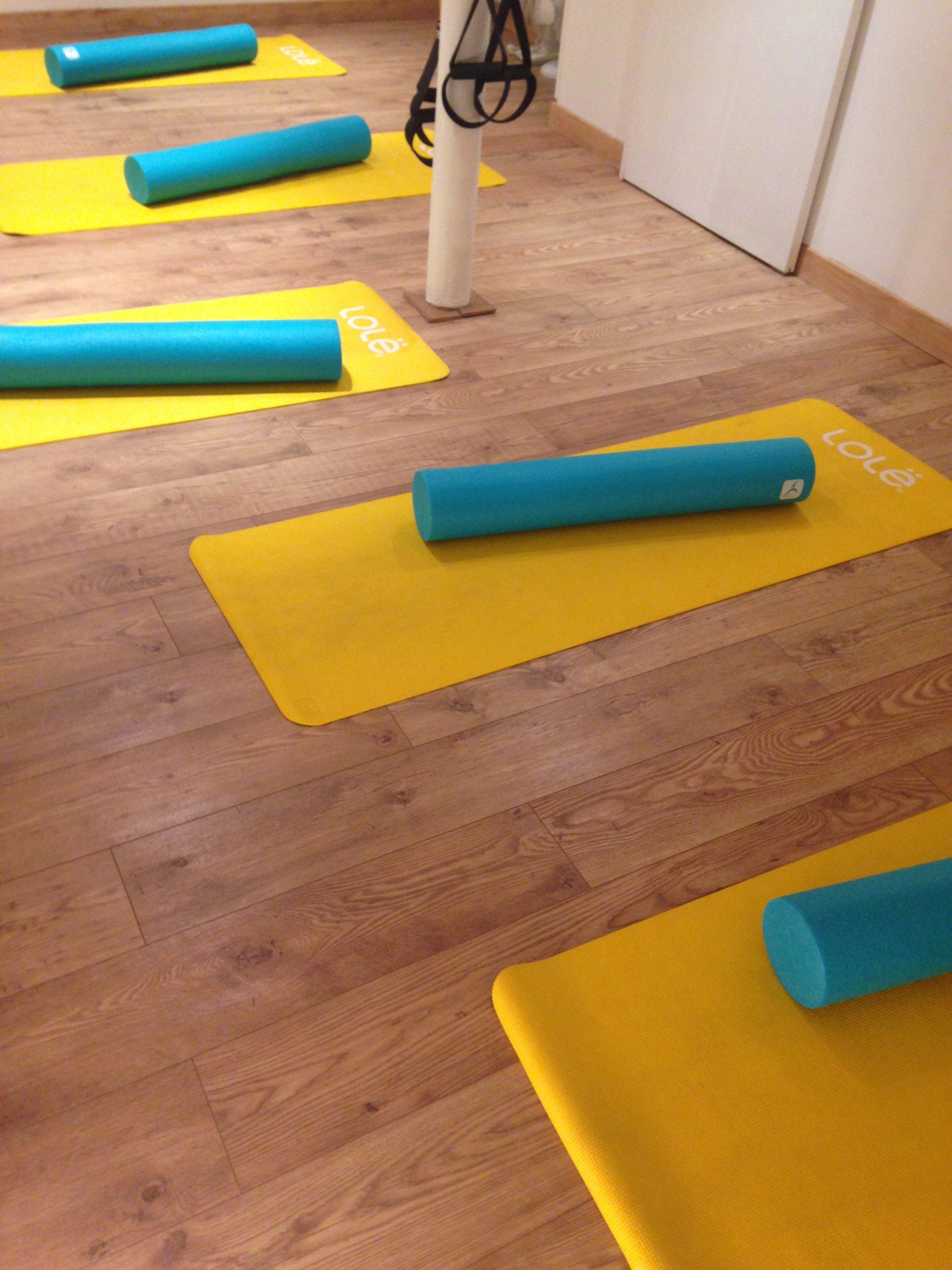 équipements de pilates, cours de pilates sur bordeaux