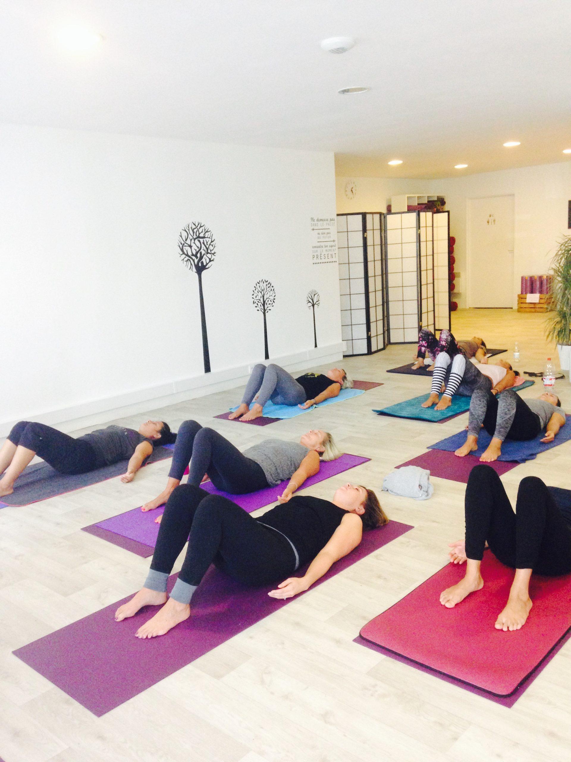 réserver votre cours de pilates