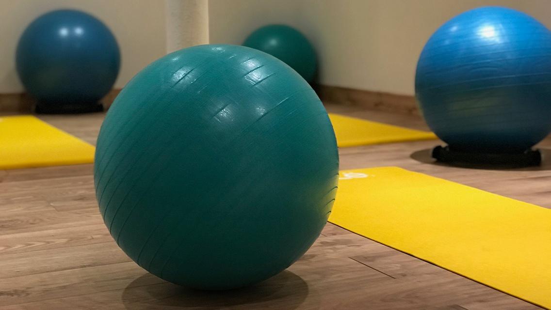 ballons de pilates bordeaux